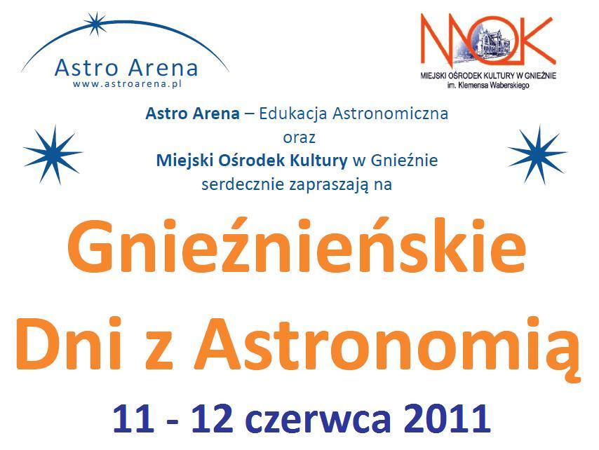 Zapraszamy na Dni z AstronomiÄ…