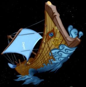 Okręt Argonautów