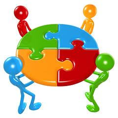 Praca zespołowa pod silnym przywództwem prowadzi do sukcesu (także) finansowego.