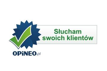 Oceń firmę w Opineo.pl