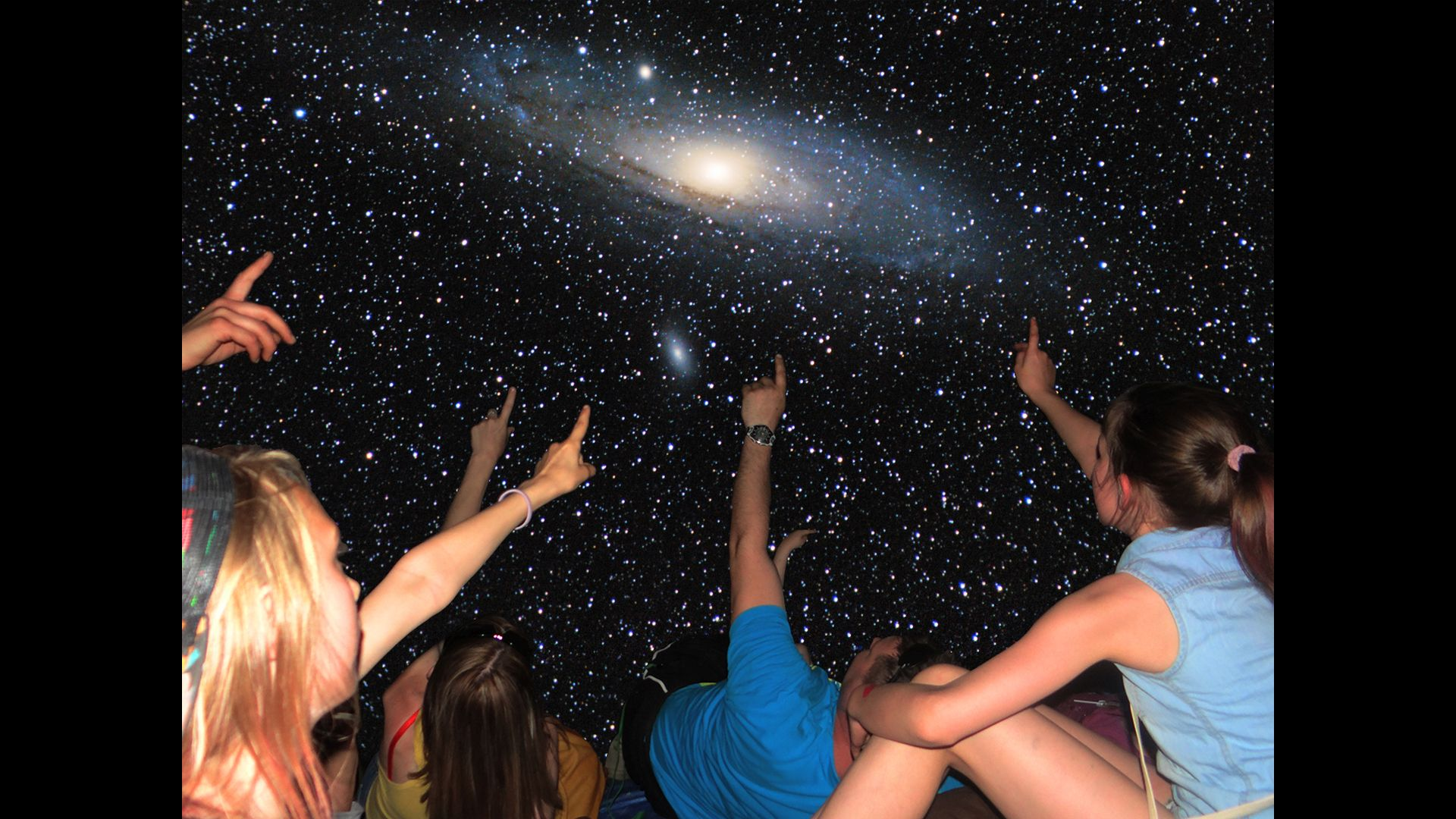 Przenośne planetarium